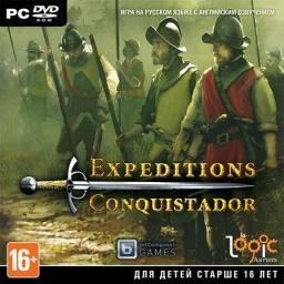 Expeditions. Conquistador [PC-Jewel]