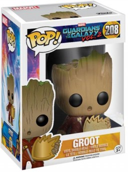 Фигурка Funko POP Guardians Of The Galaxy: Groot (9,5 см)