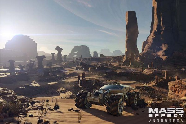 Mass Effect: Andromeda [PS4]