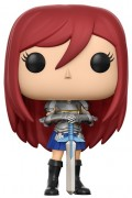 Фигурка Fairy Tail Funko POP Animation: Erza Scarlet (9,5 см)