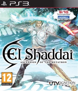 El Shaddai: Ascension of the Metatron [PS3]