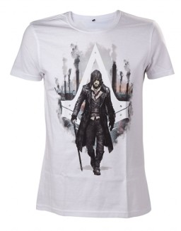 Футболка Assassin's Creed Syndicate. Jacob Frye (белая) (XL)