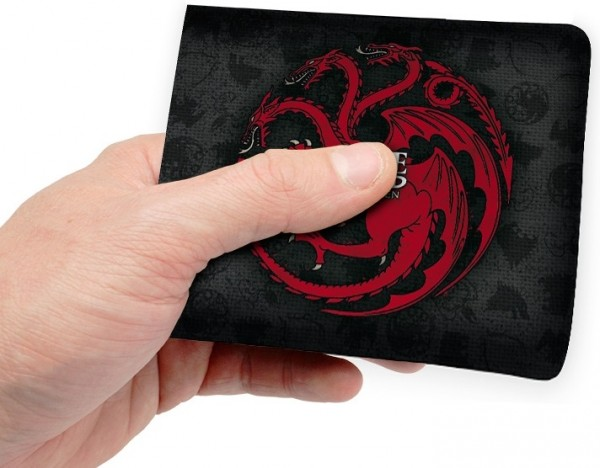 Кошелек Game of Thrones: Targaryen