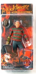 Фигурка Nightmare on Elm Street. Series 4. Powerglove Freddy (18 см)
