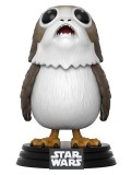 Фигурка Star Wars Funko POP: Porg Chase Bobble-Head (9,5 см)