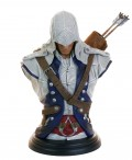 Бюст Assassin's Creed III: Legacy Collection – Connor Kenway (19 см)