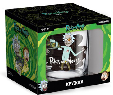 Кружка Rick And Morty: Rick