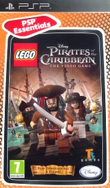 LEGO Pirates of the Caribbean: The Video Game (Essentials) [PSP]