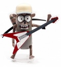 Фигурка Regular Show Rigby Guitar and hat (8 см)