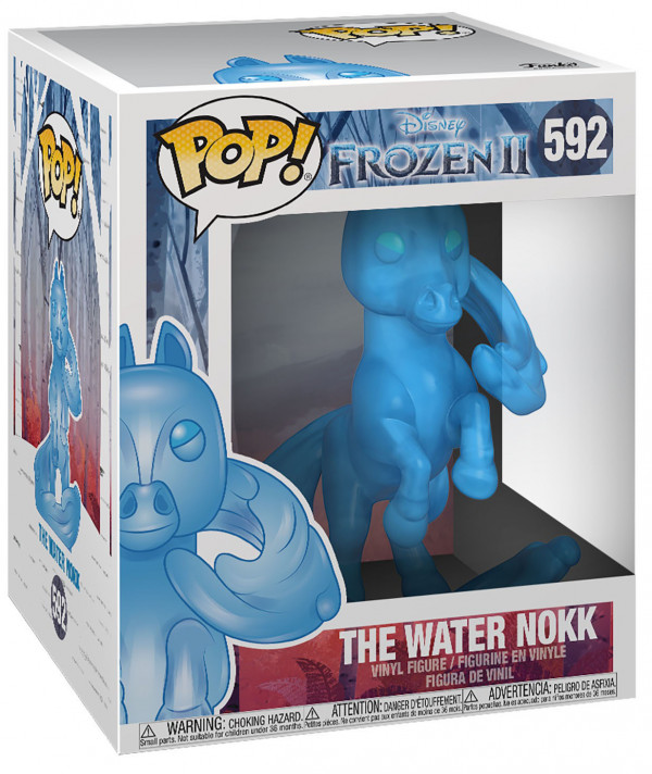 Фигурка Funko POP: Disney Frozen 2 – The Water Nokk (15,24 см)