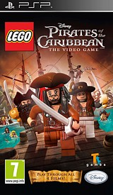 LEGO Pirates of the Caribbean: The Video Game [PSP]