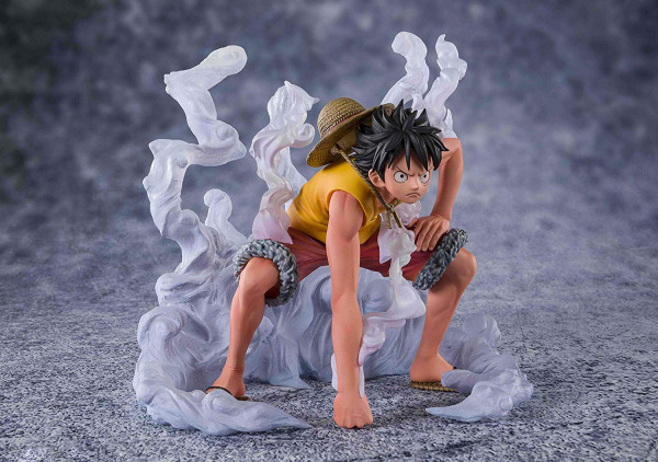 Фигурка Figuarts ZERO: One Piece – Monkey D Luffy Extra Battle Paramount War (12 см)