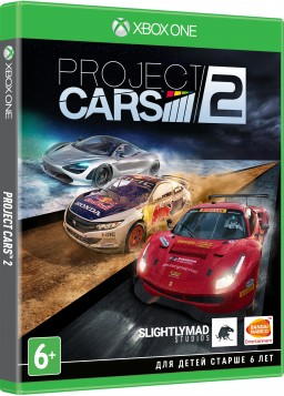 Project Cars 2 [Xbox One]