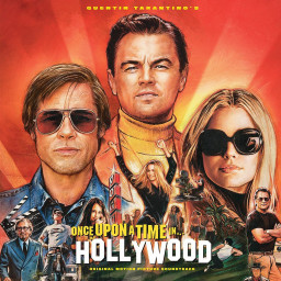 OST Once Upon A Time In Hollywood: Limited Edition. Coloured Vinyl (2 LP)