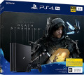 Игровая консоль Sony PlayStation 4 Pro (1TB) Black (CUH-7208В) + игра Death Stranding