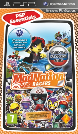 ModNation Racers (Essentials) [PSP]