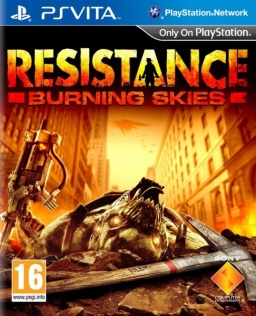 Resistance: Burning Skies [PS Vita]