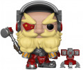 Фигурка Funko POP Games: Overwatch – Torbjorn (9,5 см)