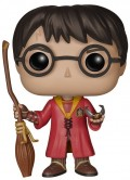Фигурка Funko POP: Harry Potter – Harry Potter Quidditch (9,5 см)