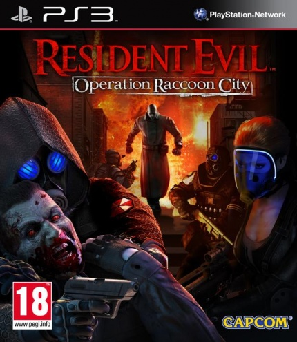 Resident Evil: Operation Raccoon City [PS3]