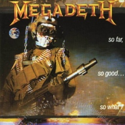 Megadeth. So Far, So Good... So What? (LP)