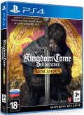 Kingdom Come Deliverance. Royal Edition [PS4]