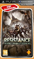 Resistance: Retribution (Essentials) [PSP]