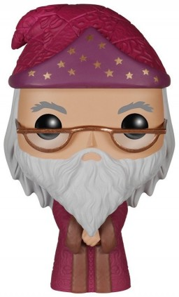 Фигурка Funko POP: Harry Potter – Albus Dumbledore (9,5 см)