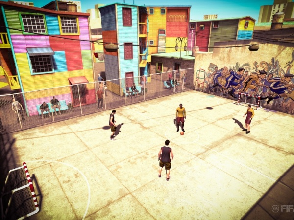 FIFA Street (Essentials) [PS3]