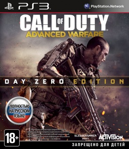 Call of Duty: Advanced Warfare. Day Zero Edition [PS3]