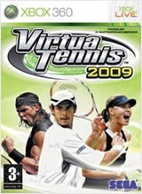 Virtua Tennis 2009 [Xbox 360]