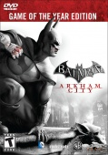 Batman: Arkham City. Game of the Year Edition [PC, Цифровая версия]
