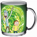Кружка Rick And Morty (Зелёная)