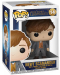Фигурка Funko POP Movies: Fantastic Beasts 2: The Crimes Of Grindelwald – Newt Scamander (9,5 см)