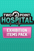 Two Point Hospital: Exhibition Items Pack. Дополнение [PC, Цифровая версия]