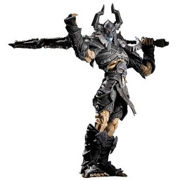 Фигурка World of Warcraft: Series 8. Argent Nemesis: The Black Knight Action Figure (22 см)
