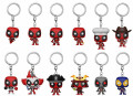 Брелок Funko POP: Deadpool – Mystery Pocket Blind Box (в ассортименте)