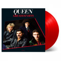 Queen – Greatest Hits. Limited Edition Red Vinyl (2 LP)
