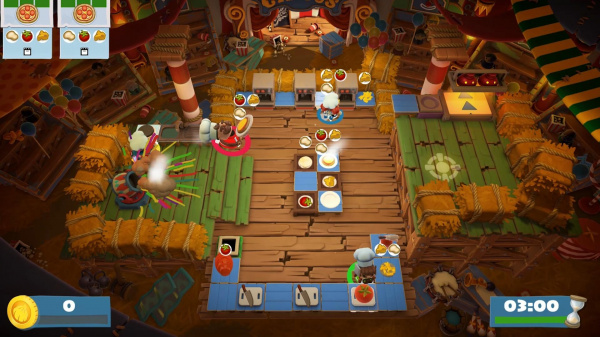 Overcooked! 2: Carnival of Chaos. Дополнение [PC, Цифровая версия]