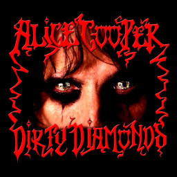Alice Cooper – Dirty Diamonds: Coloured Vinyl (LP)