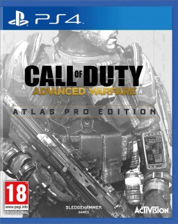 Call of Duty: Advanced Warfare. Atlas Pro Edition [PS4]