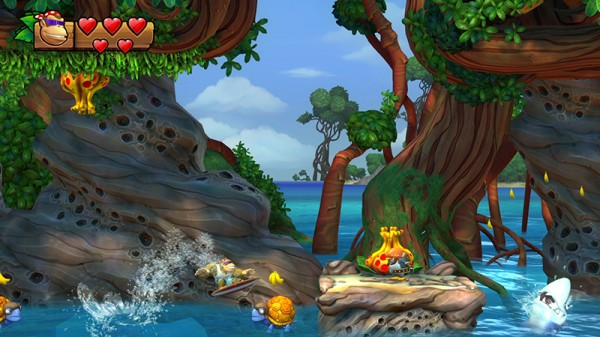 Donkey Kong Country: Tropical Freeze [Switch]