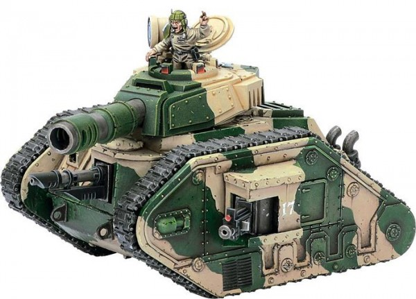 Набор миниатюр Warhammer 40,000 Imperial Guard Chimera