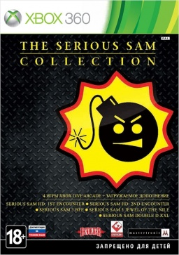 Serious Sam Collection [Xbox 360]