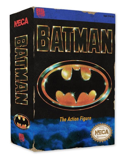 Фигурка Batman 1989 Video Game Appearance (18 см)