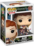 Фигурка Funko POP Games Horizon Zero Dawn: Aloy (9,5 см)
