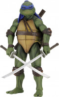 Фигурка NECA: Teenage Mutant Ninja Turtles – Leonardo Scale Action Figure (18 см)
