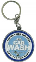 Брелок Breaking Bad. A1A Car Wash Keychain