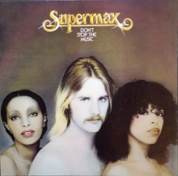 Supermax – Don't Stop The Music (LP)