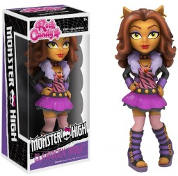 Фигурка Rock Candy Monster High: Clawdeen Wolf (12,5 см)